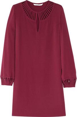 Diane von Furstenberg Damian silk-crepe dress