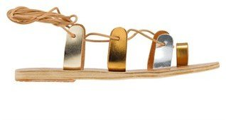 Ancient Greek Sandals Metallic Mix Alcyone Sandals