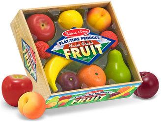 Melissa & Doug Play Time Produce Play Fruit
