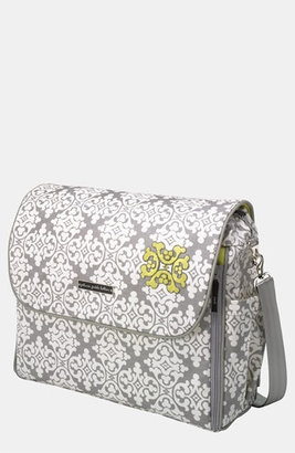 Petunia Pickle Bottom 'Abundance Boxy' Glazed Backpack Diaper Bag