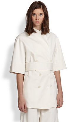 3.1 Phillip Lim Belted Double-Breasted Jacket