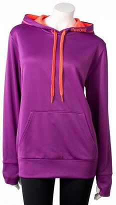 Reebok workout ready play warm hoodie