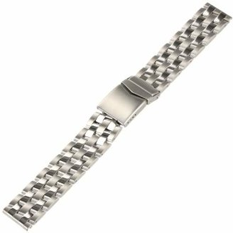 Hadley Roma Hadley-Roma Men's MB4436RWSE-18 18-mm Watch Bracelet