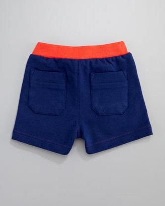 Little Marc Jacobs Urban Chic Fleece Shorts