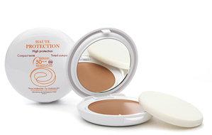 Avene High Protection Tinted Compact SPF 50, Honey