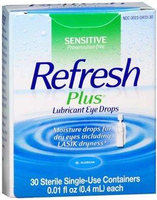 Refresh Plus Lubricant Eye Drops $16.99 thestylecure.com