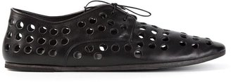 Marsèll perforated shoes