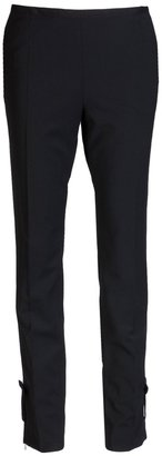 RED Valentino Slim trouser with bow