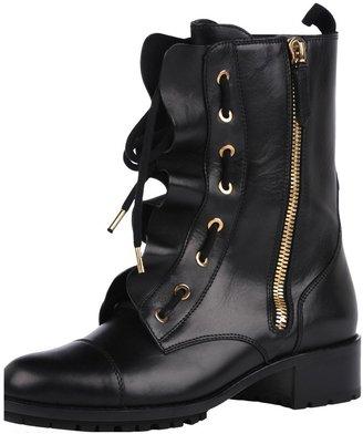 Valentino Ruffle Boot