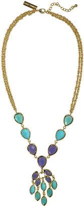 Kendra Scott Multi-Stone Pendant Necklace