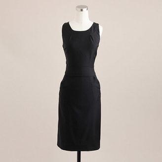 J.Crew Emmaleigh dress in Super 120s wool