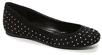 Jessica Simpson Mikia Bejeweled Ballet Flats