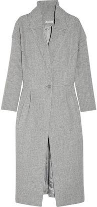 Nina Ricci Merino wool coat