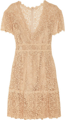 Valentino Lace cotton dress