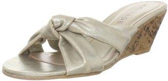 Rampage Women's Carobella Wedge Sandal