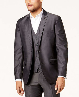 INC International Concepts I.n.c. Men Slim Fit Royce Suit Jacket