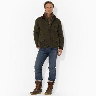 Polo Ralph Lauren Big & Tall Haddington Oilcloth Jacket