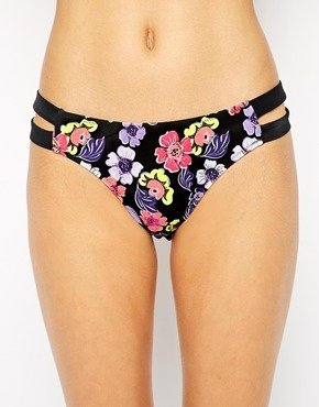 Vero Moda Aroa Tanga Bikini Bottom