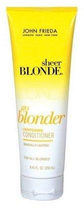 John Frieda Go Blonder Lightening Conditioner - 8.45 fl oz