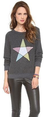 Wildfox Couture Ice Witch Baggy Beach Sweatshirt