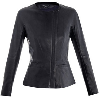 Theory Enora leather jacket
