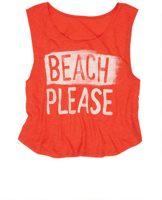 Delia's Beach Please Tank