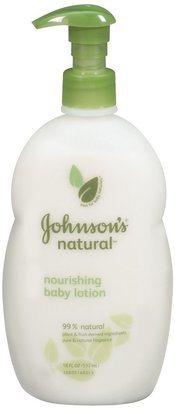 Johnson & Johnson Johnson's Baby Natural Lotion