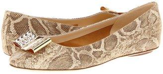 Kate Spade Knightley (Honey Boa Print) - Footwear