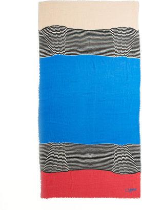 Diane von Furstenberg Linescape Hanover Scarf