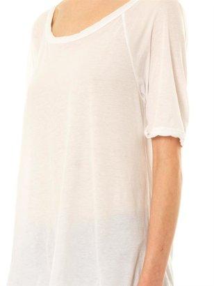 James Perse Short-sleeved Boyfriend T-shirt