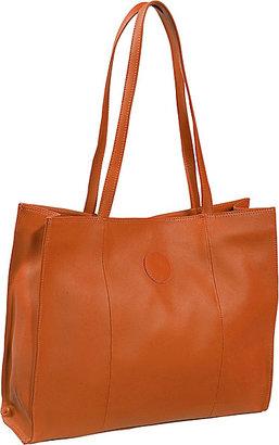 Piel Carry-All Market Bag