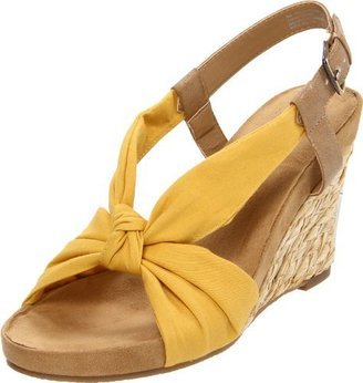 Aerosoles Women's Plush Pillow Sandal