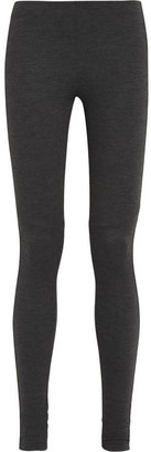 Maison Martin Margiela Stretch-jersey leggings