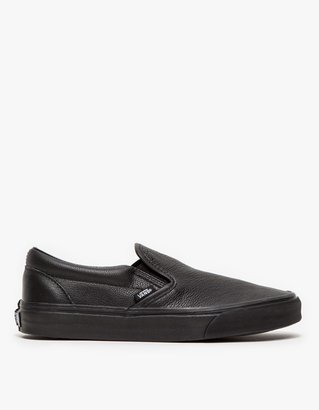 Classic Slip-On Leather $65 thestylecure.com
