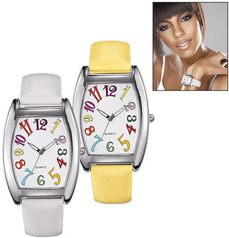 Avon Colorful Numbers Watch