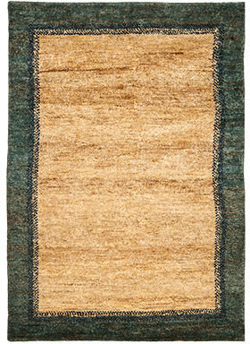 Lauren Ralph Lauren Area Rug, Clayton Border LRL3224B Chatham Blue 2' x 3'
