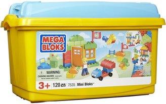 Mega Bloks Mini Bloks Tub (120 pcs)