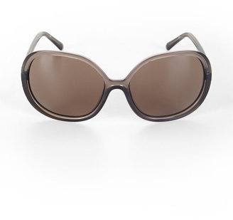 Cat Eye Round Cat-Eye Sunglasses