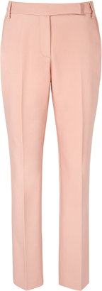 Reiss Joanna SKINNY TROUSERS DUSTY ROSE