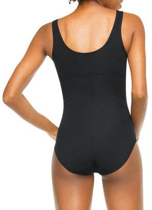Spanx Spoil Me Cotton Tank Bodysuit, Shell