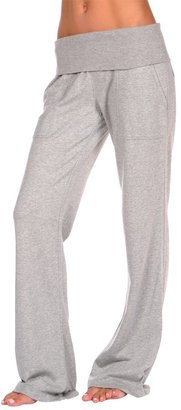 Hard Tail Lightweight Fleece Roll Down Sweatpant