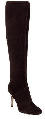 """Cole Haan Air Talia Knee Boot"""" Brown Suede Boots"""