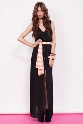 Finders Keepers Coming Home Dress in Black $129 thestylecure.com