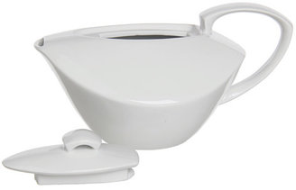 Dansk Classic Fjord Porcelain Teapot for One