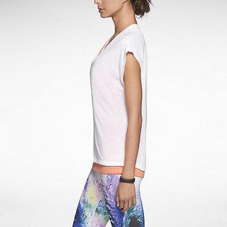 Nike Dri-Fit Touch Club Boxy Women's Training T-Shirt
