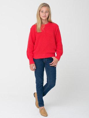 American Apparel Youth Denim 5-Pocket Jean