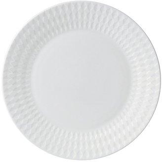 Jasper Conran at Wedgwood Diamond Embossed Dinner Plate