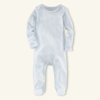 Ralph Lauren Pearl Blue Stripe Coverall