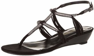 Enzo Angiolini Women's Khanna2 Wedge Sandal $48 thestylecure.com