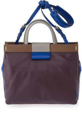 Marc by Marc Jacobs East End Colorblocked Madame Hilli